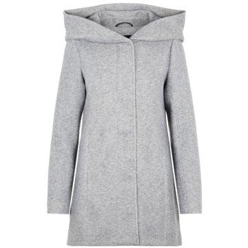 Vero Moda Wollmäntel grau
