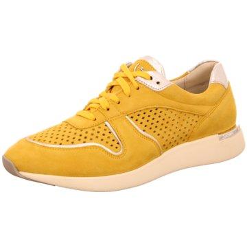 Sioux Sneaker Low gelb