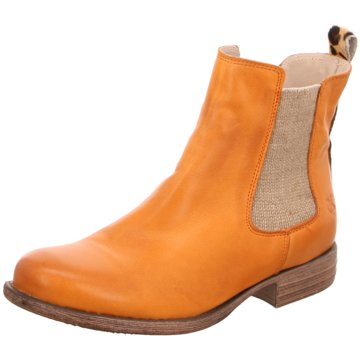 Post XChange Chelsea Boot orange