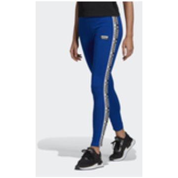 adidas TightsTIGHTS - EC0771 blau