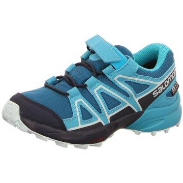 Salomon RunningSPEEDCROSS CSWP K - L40790700 blau
