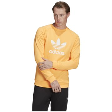 adidas SweaterTREFOIL CREW - EJ9679 orange