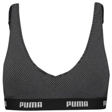 Puma Bustiers grau