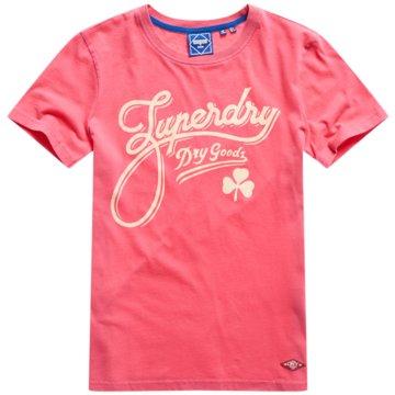 Superdry Damenmode pink
