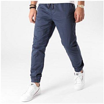 Blend shoes Klassische Stoffhosen blau