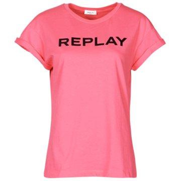 Replay Damenmode pink