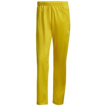 adidas Jogginghosen gelb