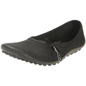 Leguano Komfort Slipper schwarz