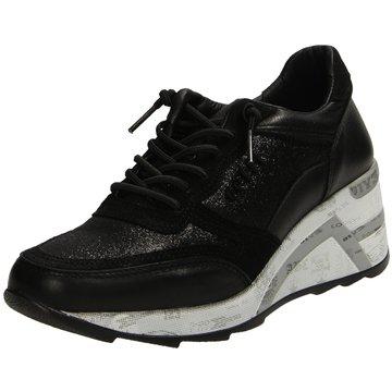 Cetti Modische Sneaker schwarz