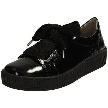 Gabor Sneaker LowSneaker schwarz
