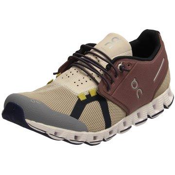 ON RunningCLOUD 70/30 - 19W 99687 beige