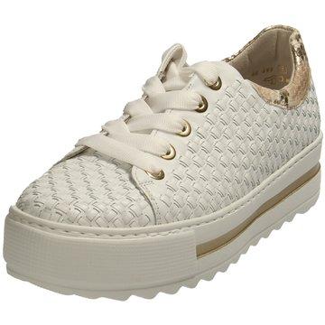 Gabor comfort Top Trends SchnürschuheSneaker weiß