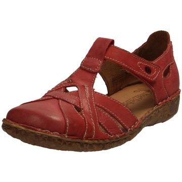 Josef Seibel Komfort SandaleRosalie 29 rot
