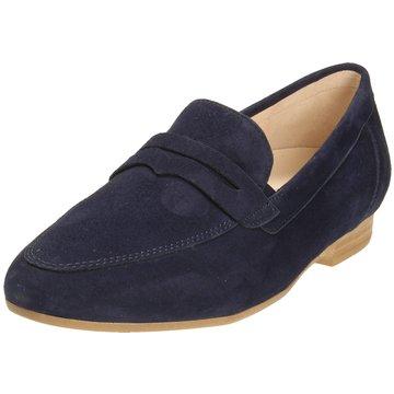 Gabor comfort Business Slipper blau