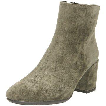 Alpe Woman Shoes Klassische Stiefelette grün