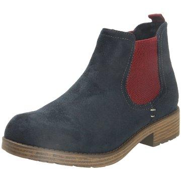 Idana Chelsea Boot blau