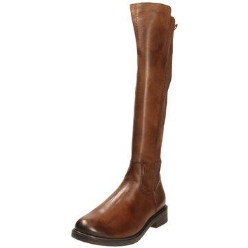 Remonte Klassischer Stiefel braun