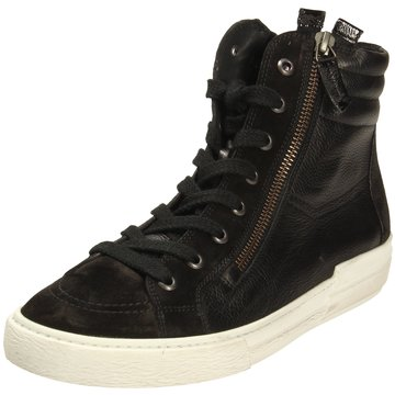 Paul Green Sneaker HighSneaker schwarz