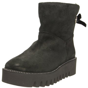 Alpe Woman Shoes Winterboot schwarz