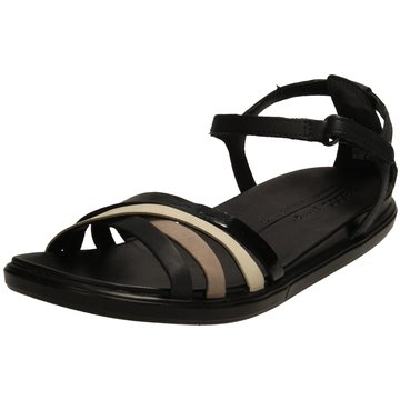 Ecco Sandale schwarz