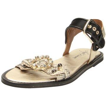 Alpe Woman Shoes Sandale beige