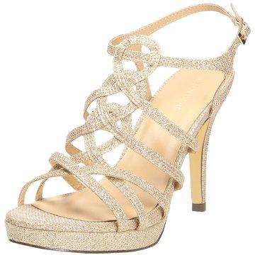 Menbur Sandalette gold