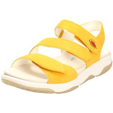 Gabor Komfort SandaleSandale gelb