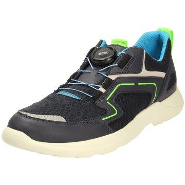 Legero Sneaker LowRush blau