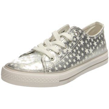Canadians Sneaker Low silber