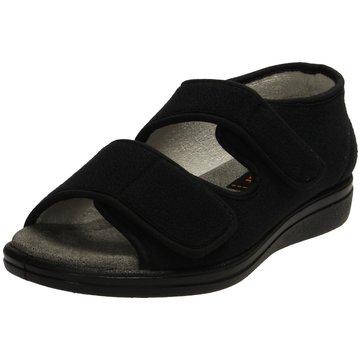 Fischer Schuhe Komfort Sandale schwarz