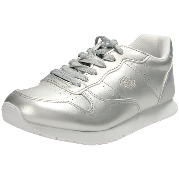 Lico Sneaker Low silber