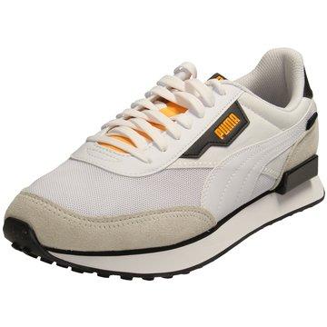 Puma Sneaker LowFUTURE RIDER CORE - 374038 weiß