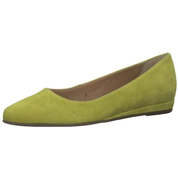 Tamaris Klassischer Ballerina grün