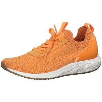 Tamaris Sportlicher SchnürschuhFashletics Tavia orange