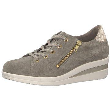 Tamaris Sneaker Wedges oliv