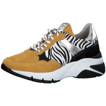 Tamaris Sneaker World gelb