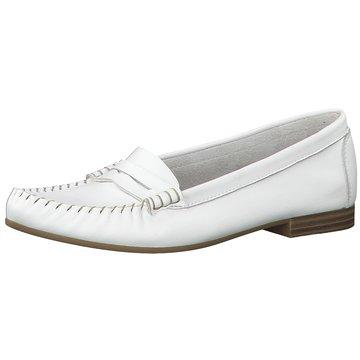Tamaris Komfort Slipper weiß