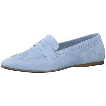 Tamaris Top Trends Slipper blau