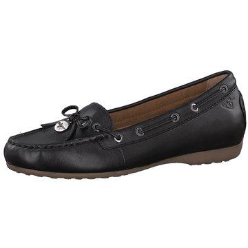 Tamaris Bootsschuh schwarz