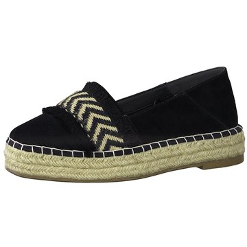 Tamaris Top Trends Slipper schwarz