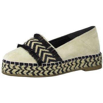 Tamaris Top Trends Slipper beige
