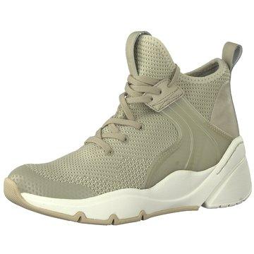 Tamaris Sportlicher SlipperSneaker beige