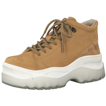 Tamaris Plateau SneakerChunky braun