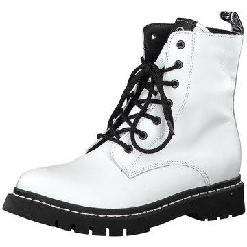 Tamaris Boots weiß