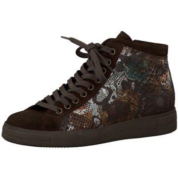 Tamaris Sneaker HighAlyx braun