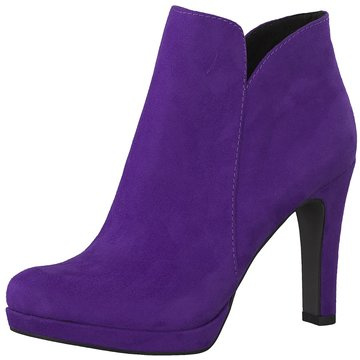 Tamaris Ankle Boot lila
