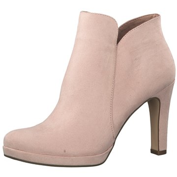 Tamaris Ankle Boot rosa