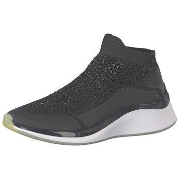 Tamaris Sportlicher SlipperSneaker schwarz