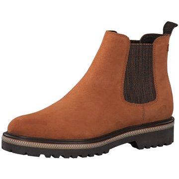 Tamaris Chelsea Boot orange