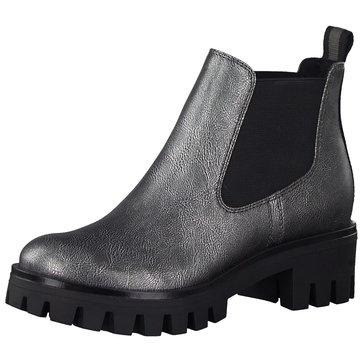 Tamaris Chelsea Boot silber